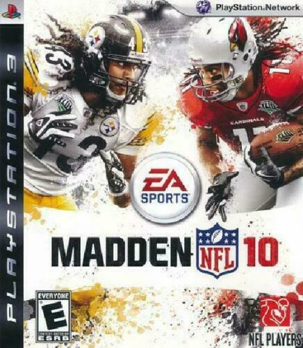 Madden NFL 10 ( Sony Playstation 3,2010 ) PS3