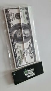 GTA V 5 Grand Theft Auto Promo Car Air Freshener in Dollar / Buck Bill Design