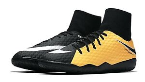 watch 73e73 63818 Image is loading Nike-Junior-Hypervenom-X-Phelon-III-IC-Black-