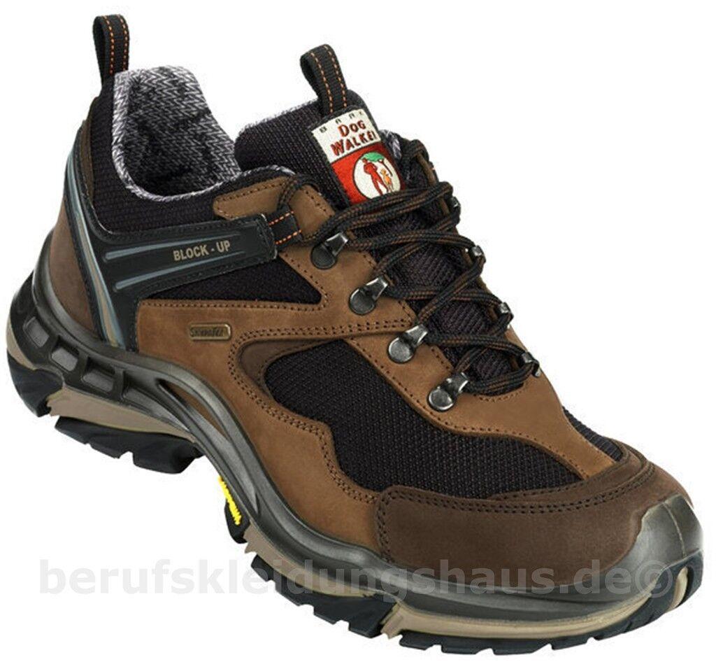 BAAK Dogwalker Sporty Schuhe für Agility Agility Agility Wanderschuhe Sympatex Nubukleder braun   | Schöne Farbe  3c8388
