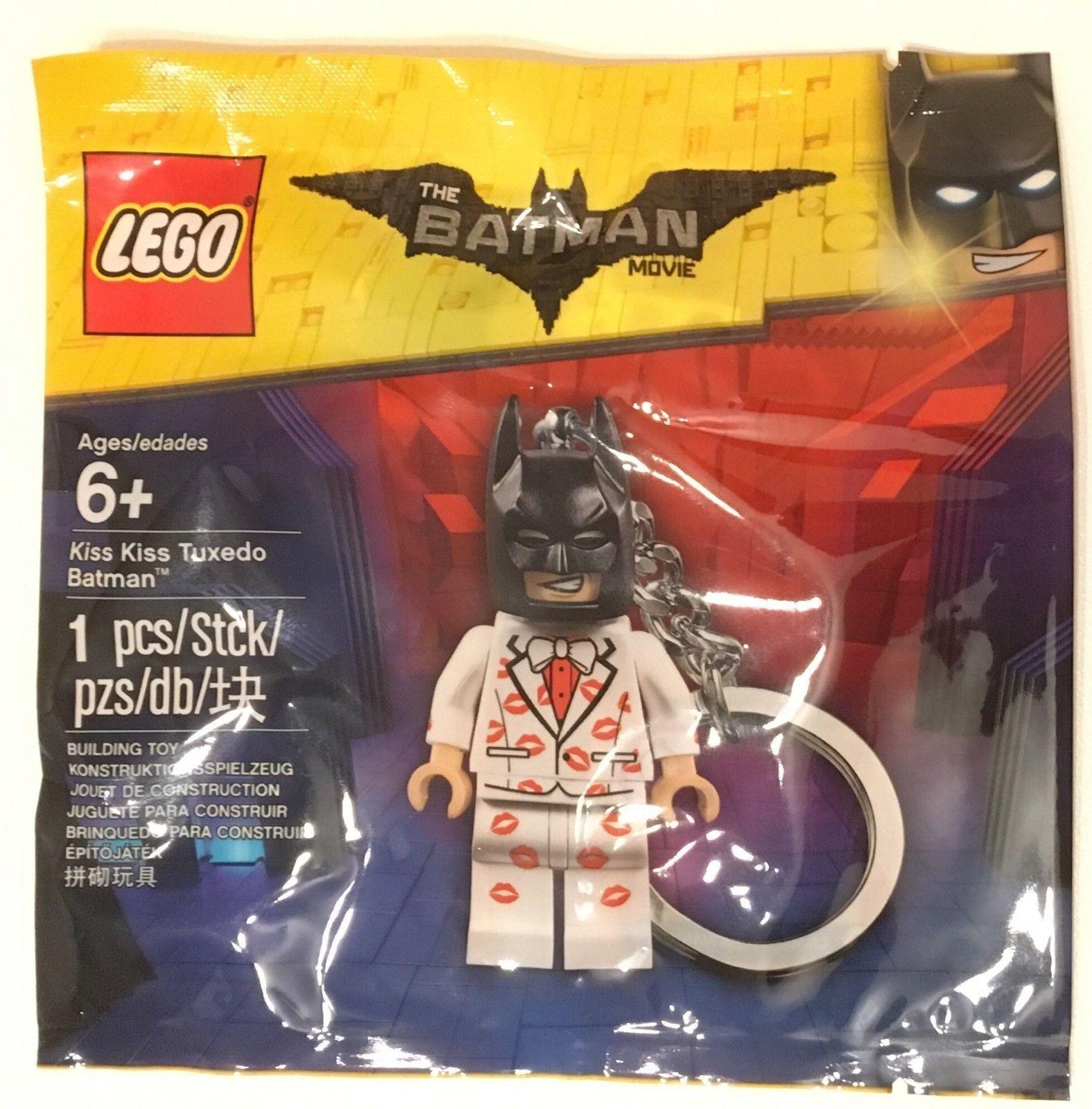 15 x Lego Batman Movie Kiss Kiss Tuxedo Batman RETIRED NEW FREE P&P