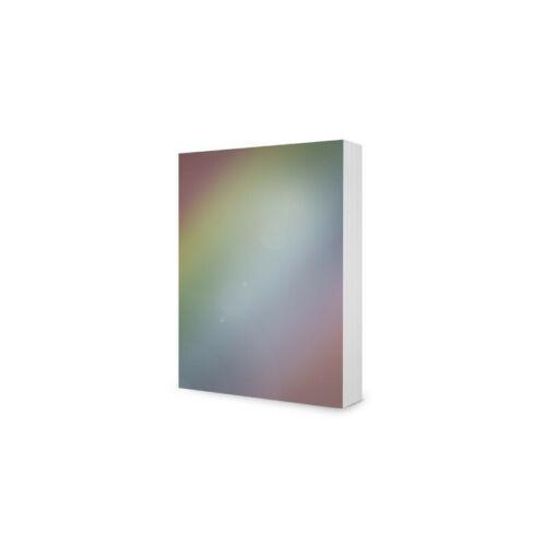 "Hunkydory Crafts 50 Hojas 270gsm Arco Iris Allo Allo tarjeta Esteras de 2.64/"" X 3.64/"""