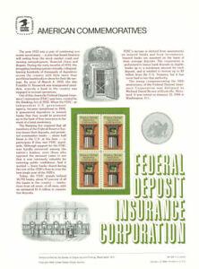 207-20c-FDIC-Stamp-2071-USPS-Commemorative-Stamp-Panel