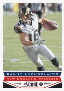 2013 panini score football Cox- #124 Danny Amendola-afficher le titre d`origine mrKwodD1-09162846-645891247