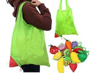 Tasche Wiederverwendbar Lebensmittel Fruit Tragetasche Einkaufstasche faltbar