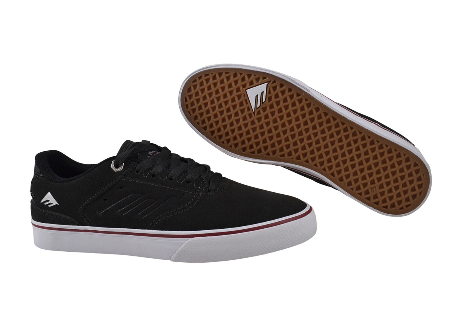 Emerica The Reynolds Low Vulc X Indy dark grey Sneaker/Schuhe grau