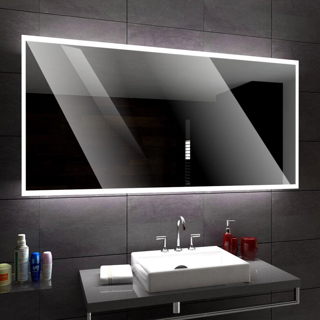 Boston Salle de Bain LED Illumination sur mesure éclairage F01