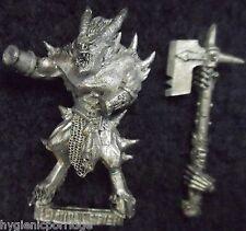2001 Chaos Bloodletter 2 Lesser Daemon Citadel Demon Khorne Warhammer Army Devil