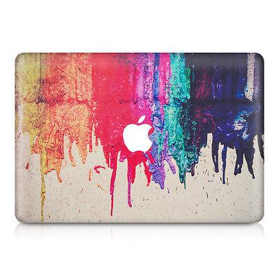"""kwmobile Sticker für Apple MacBook Air 13"""" (ab Mitte 2011) Regenbogen laufende"""