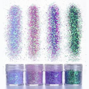 10ml-Purple-Sequins-Nail-Art-Super-Matte-Glitter-Dust-Powder-3D-Decoration