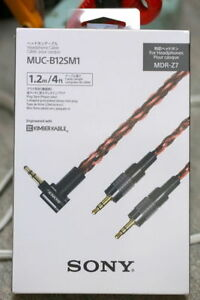 NEW-OFFICIAL-Sony-headphone-cable-Replacement-MUC-B12SM1-AIRMAIL-with-TRACKING