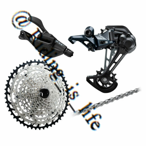 2020 Brand New SHIMANO SLX M7100 1x12 12 Speed MTB Groupset 4 Pcs 10-51T