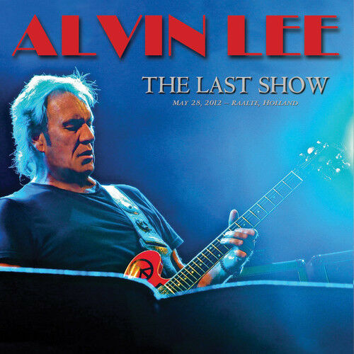 Last Show - Alvin Lee (2013, CD NEU)