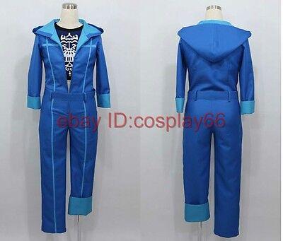 Karneval Carnival GAREKI Uniform COS Clothing Cosplay Costume