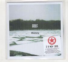 (HD625) Holy Holy, History - 2015 DJ CD