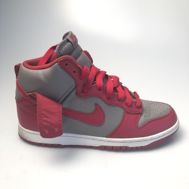 huge discount 1d934 71af7 Nike DUNK RETRO QS Gray/Red UNLV Be True To Your School (850477-001) - Size  8
