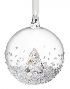 SWAROVSKI CHRISTMAS BALL ORNAMENT ANNUAL EDITION 2013 ...