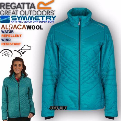 Regatta veste femme highfell léger en laine mélangée isotherme randonnée outdoor