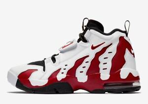 huge selection of 30ed4 0596a Image is loading Nike-Air-DT-Max-96-White-Red-Black-