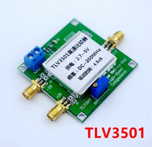 Electrical Equipment & Supplies High Speed Comparator TLV3501 4.5 ...