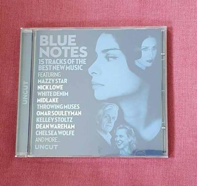 UNCUT - Blue Notes, 15 tracks various artists - 2013 - CD