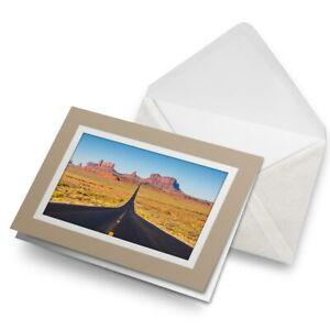 Greetings-Card-Biege-Monument-Valley-Arizona-Utah-USA-16268