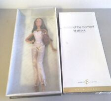 BARBIE GOLD LABEL MODEL OF THE MOMENT MARISA PRETTY YOUNG THING NIB 2004