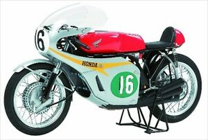 Tamiya-1-12-motorcycle-series-No-113-Honda-RC166-GP-racer-plastic-model-14113