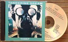 TANGERINE DREAM / THIEF - CD (UK 1985) NEAR MINT