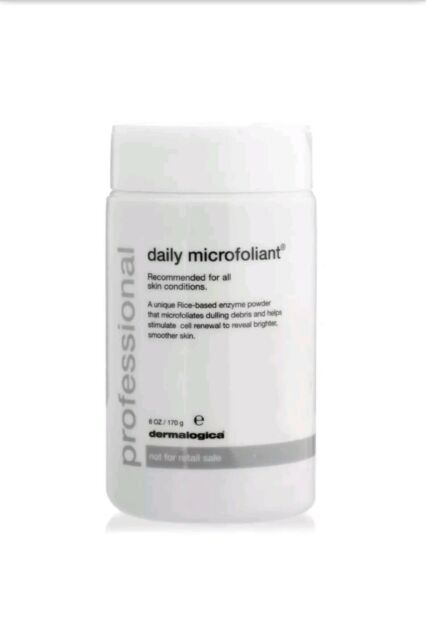 Dermalogica Daily Microfoliant Professional Size 6 oz / 170g  AUTH