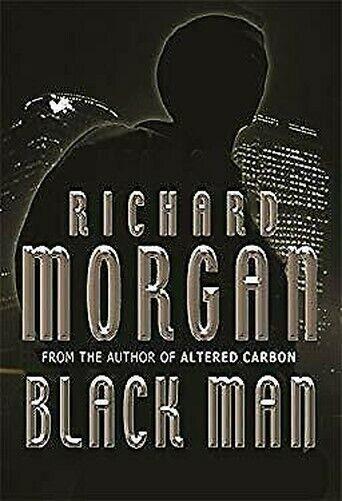 Schwarz Man Hardcover Richard