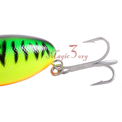 8.07'' Fishing Floating Topwater Popper Lure Surface Crankbait Big Game Offshore