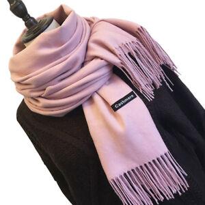 Frauen-einfarbig-kaschmir-schals-mit-quaste-dame-winter-dicke-warme-hochwertigen