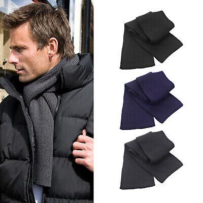 Risultato Inverno Essentials Classico Heavy Knit Uomo Sciarpa (r145x) - Scalacollo-mostra Il Titolo Originale