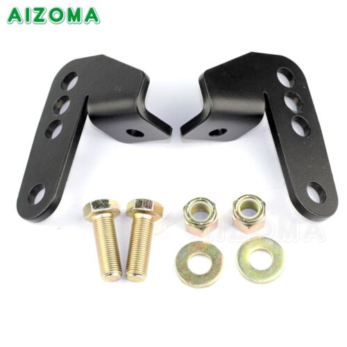 "1/""-3/"" Rear Adjustable Lowering Kit For Harley Sportster XL 883 1200 2005-13 06"