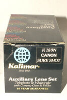 Kalimar Auxiliary Lens Set For K180n Canon Supreme