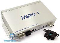 Zed Audio Mikro I Monoblock 300w Rms Advanced Class D Mini Small Amplifier