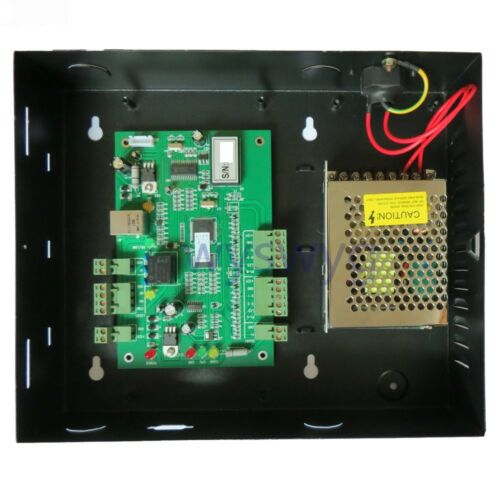 110V-240V Power Supply Free Software Single Door TCP//IP RFID IC Access Control