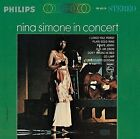 Nina Simone in Concert [Remaster] by Nina Simone (CD, Feb-2006, Verve)