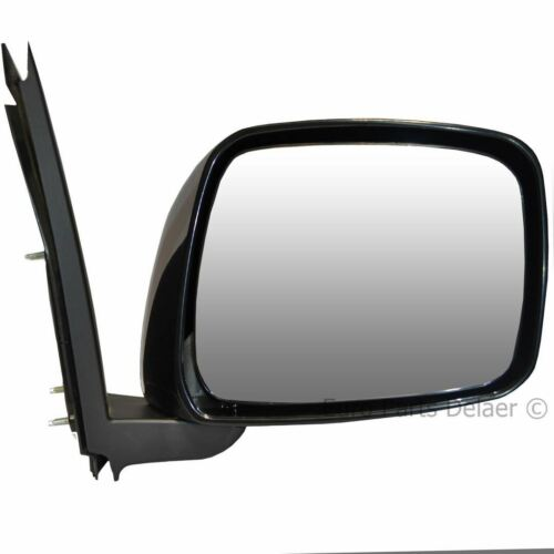 Nissan Navara D40 08-16 Right Black Mirror Unit Replacement for Driver side Wing