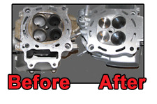 KTM 250/350/450 SXF/XCF/W CYLINDER HEAD VALVE JOB/CAM CRADLE REPAIR AND MORE $85
