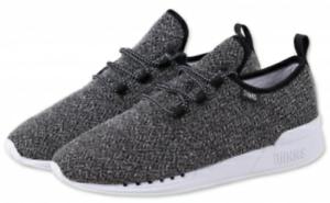 Djinns MOC lau Squeeze zapatos negro señores zapato negra zapato textil nuevo