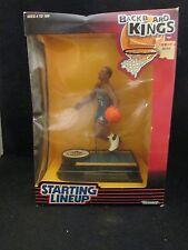1997 NBA Starting Lineup Backboard Kings - Grant Hill - Detroit Pistons