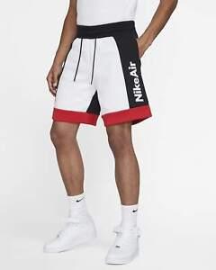 Details about Men's Nike Air Fleece Shorts Size Large CJ4832-101