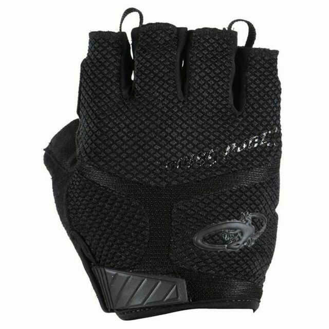 Lizard Skins Aramus GC Gloves Jet Black//Electric Blue LG