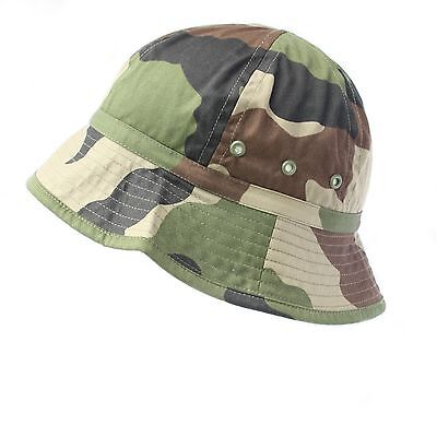 French Army / Foreign Legion CCE Camo Jungle Bush Hat Combat Field Boonie Cap