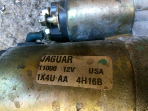 ORIGINAL EQUIPMENT Jaguar X-Type Petrol 2001-2010 STARTER MOTOR