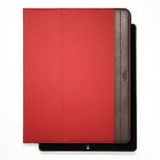 NWT Coach Varick Nylon iPad Case Stand Sleeve Cover Bag Red NEW F61815