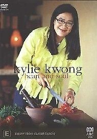 Kylie-Kwong-Heart-And-Soul-DVD-2003-ABC-Two-Disc-Cooking-Region-Four-R4