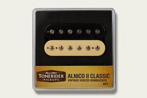 Tonerider Alnico II Classics Neck Pickup Zebra